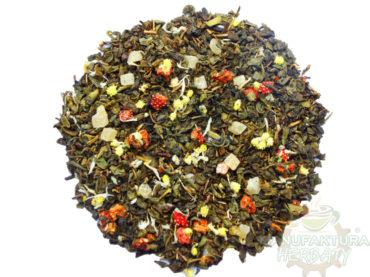 łzy smoka herbata zielona
