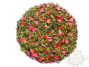 I love you herbata  zielona