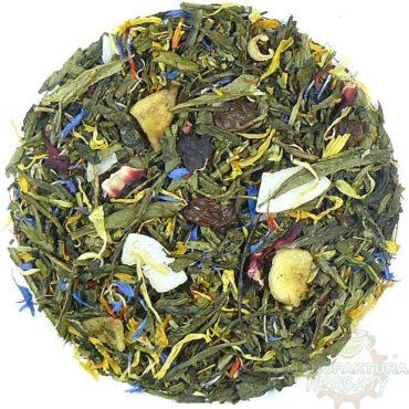 paź królowej herbata zielona
