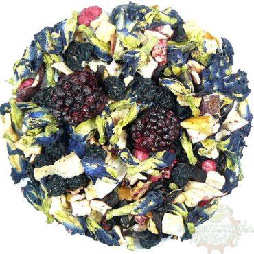 smerfy herbata owocowa
