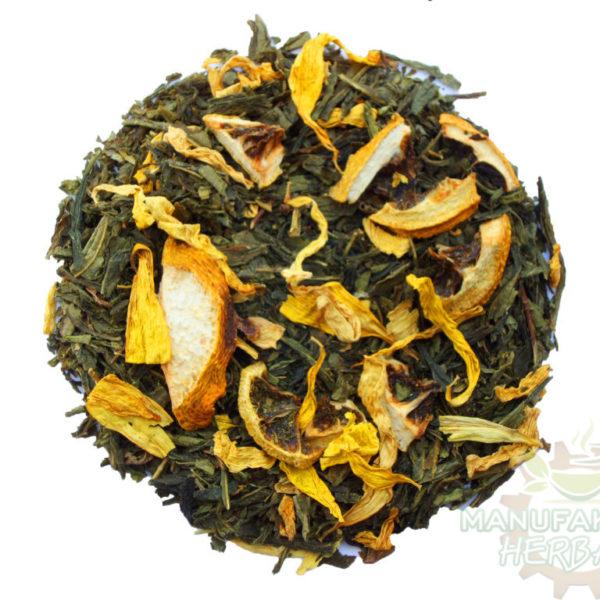 aloes & limonka Ice tea herbata zielona