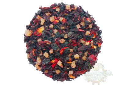 susz wiśnie w rumie herbata owocowa