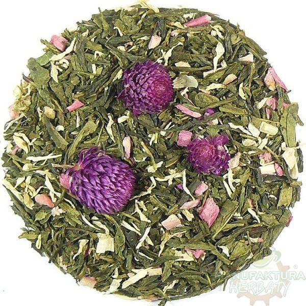 kwiat jednej nocy herbata zielona