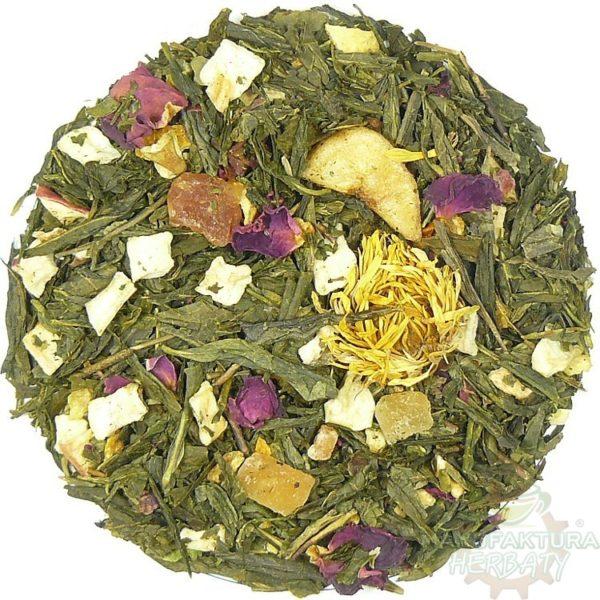 sen nocy letniej herbata zielona
